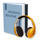 Audio Book Icon 128x128