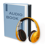 Audio Book Icon 150x150