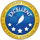 Mac Informer Editor Rating 5