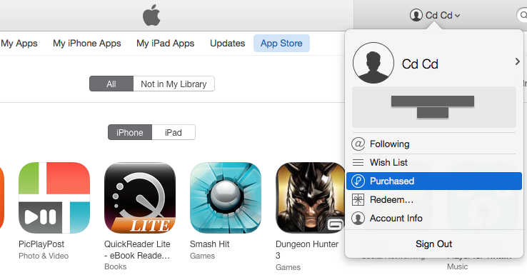 How To Remove Purchased Apps From Ipad