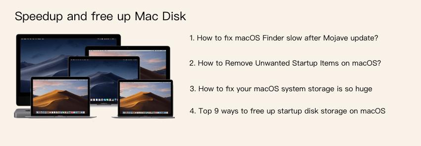 freeup mac disk