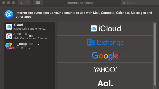 add gmail account in apple mail