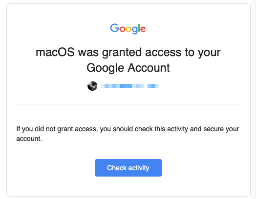 macos access gmail account