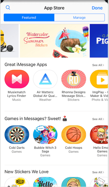 How To Uninstall Reinstall Sticker Pack In Ios 10
