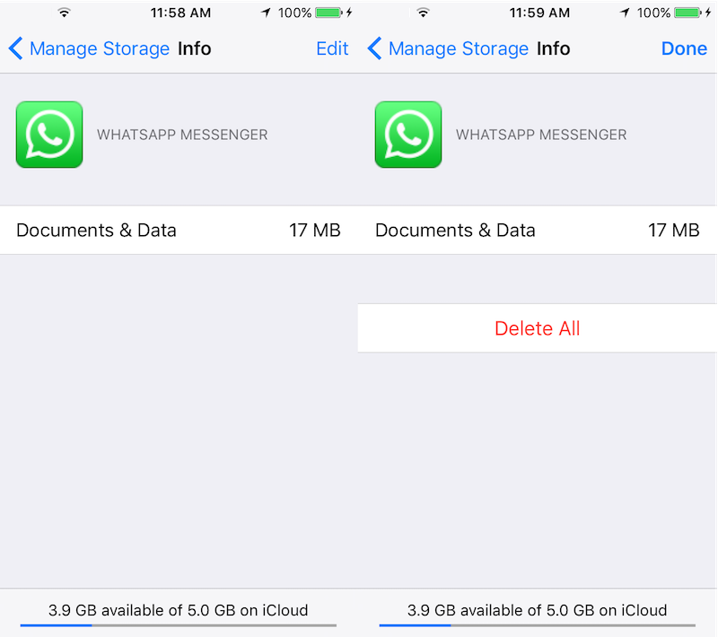 how to delete whatsapp backup from drive