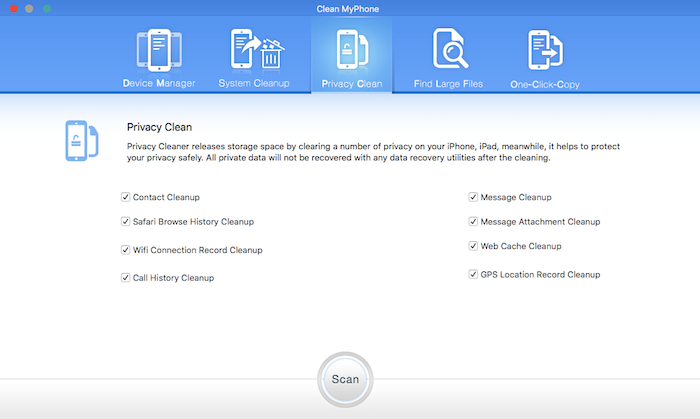How to reduce the iPhone system storage?